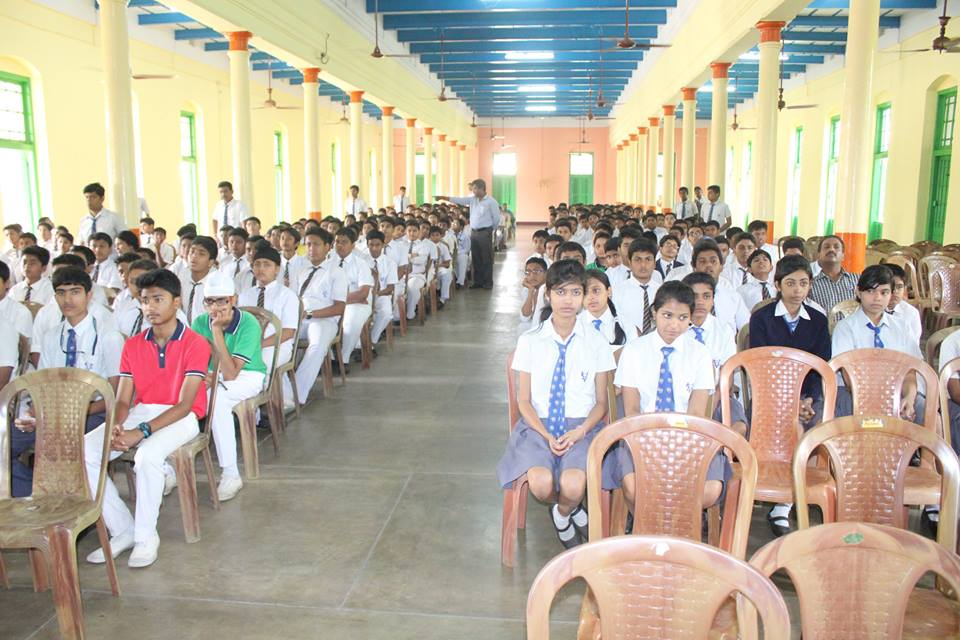 Interection Programme at Asansol South PS.