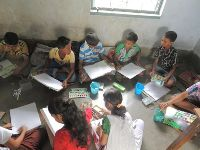 Drawing-Competition-at-Kenda-PP-PS-Jamuria