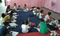 Sit-Draw-Competition-Recitation-camp-organise