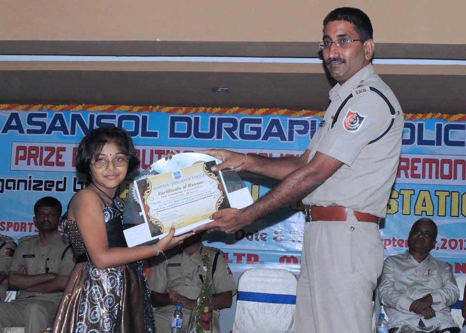 Prize Distribution and Felicitation Ceremony