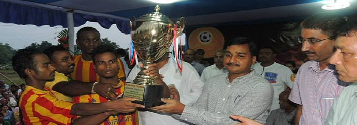 ASANSOL-DURGAPUR POLICE COMMISSIONERATE WEST BENGAL GOVERMENT Asansol Gold Cup - 2013