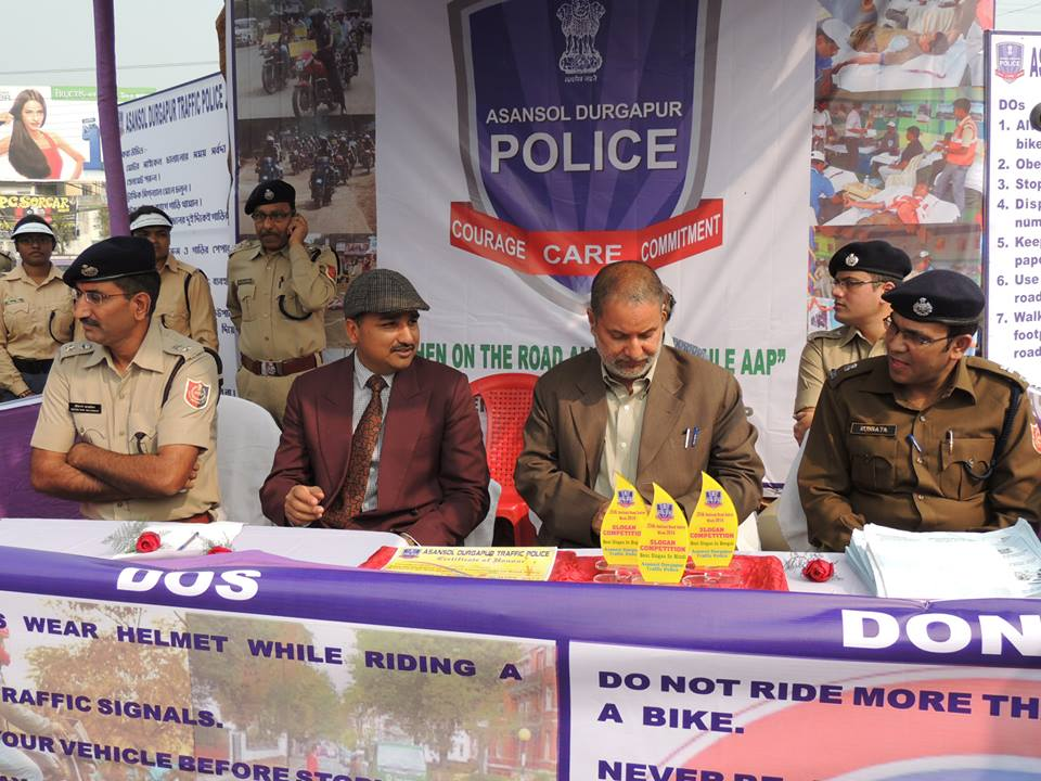 65 th National Road Safety Week