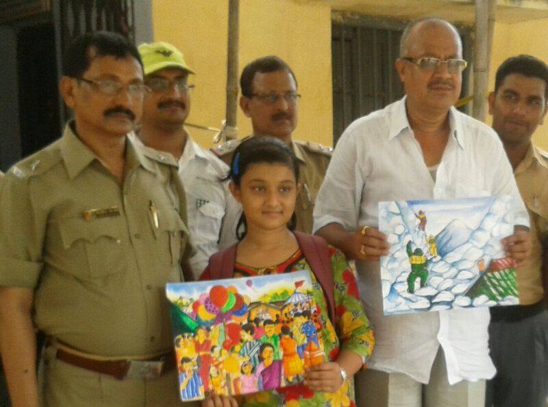 Sit & Draw organised by ADPC