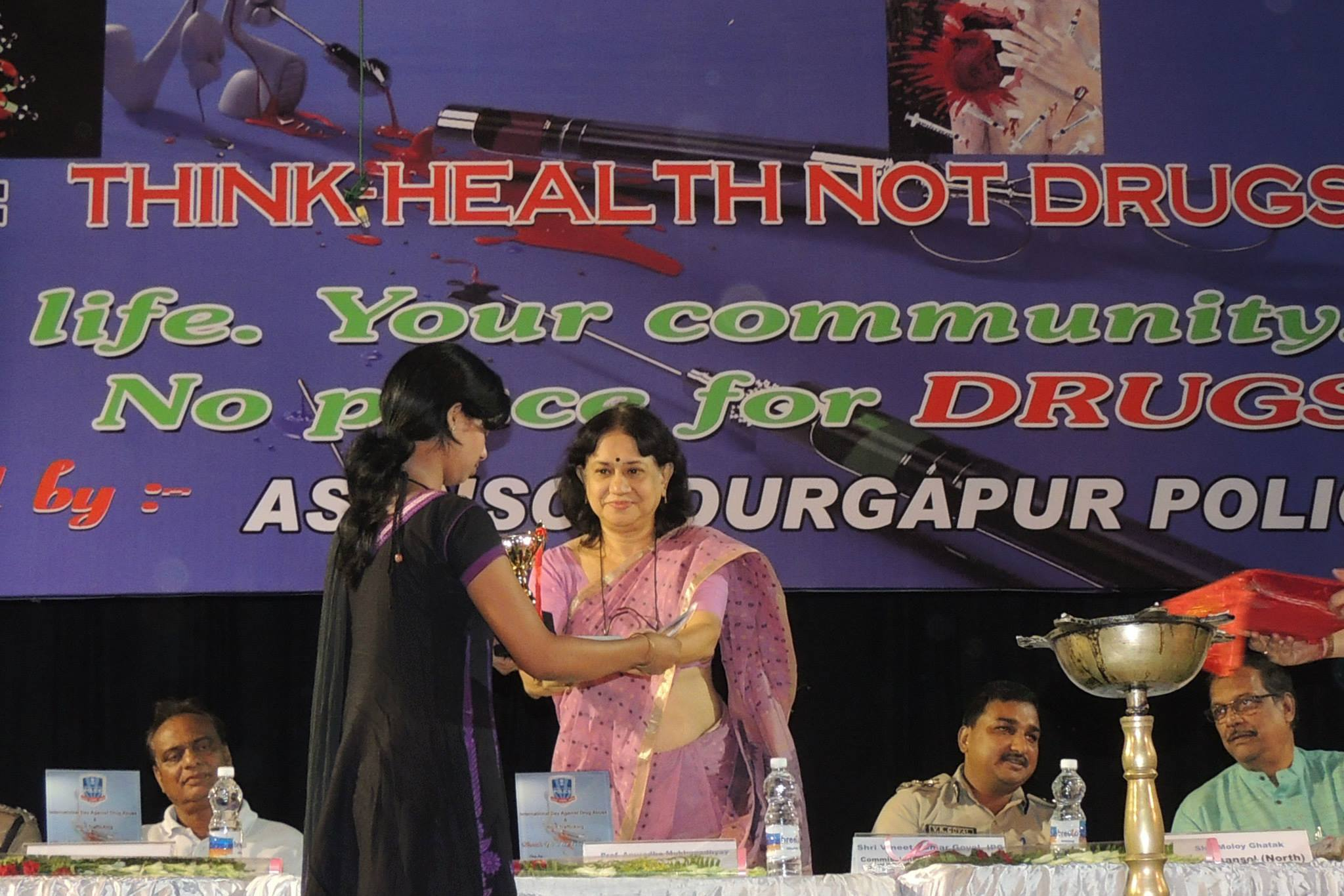 Internation Day against Drug Abuse and Illicit Trafficking