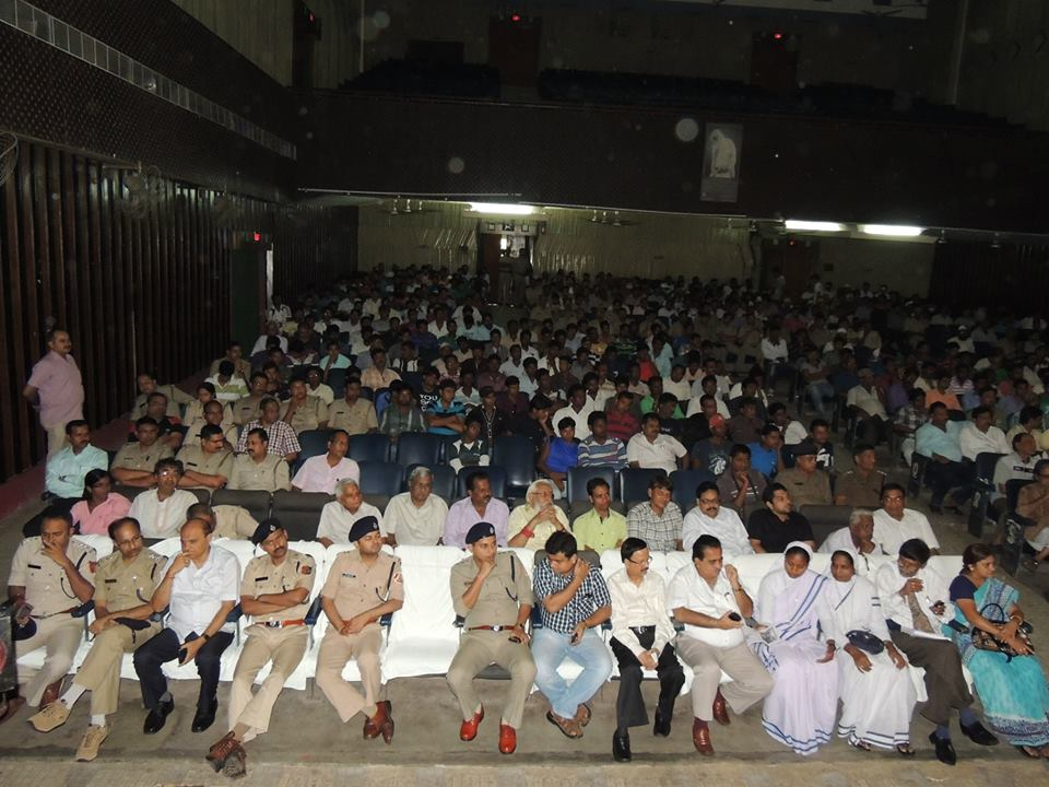 Interactive session with citizen of Asansol