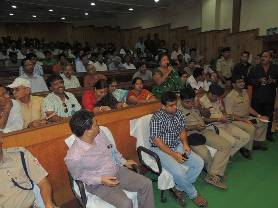Interactive session with citizen of Durgapur