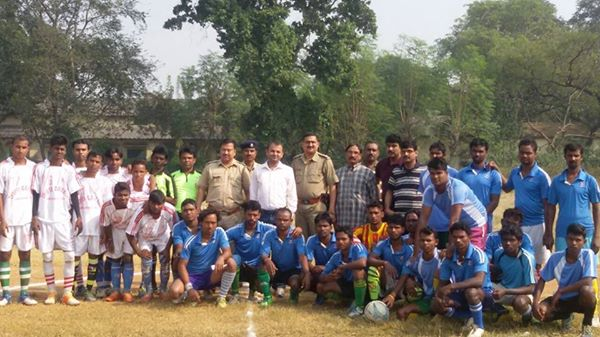 Commissioner's Cup 2014, West Zone