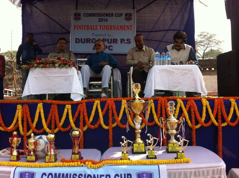 Commissioner's Cup, Durgapur PS
