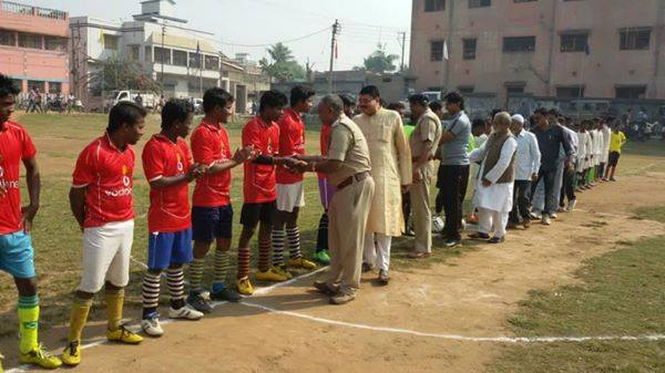 Commissioner's Cup, Raniganj PS