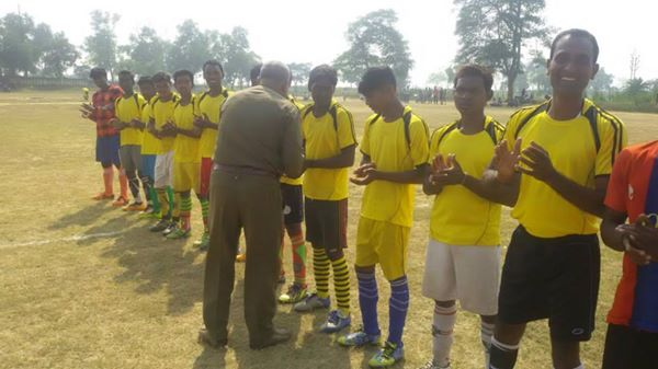 Commissioner's Cup, Jamuria PS