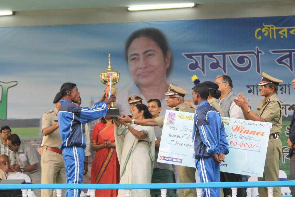 Commissioner's Cup Tournament 2014, Prize Distributions