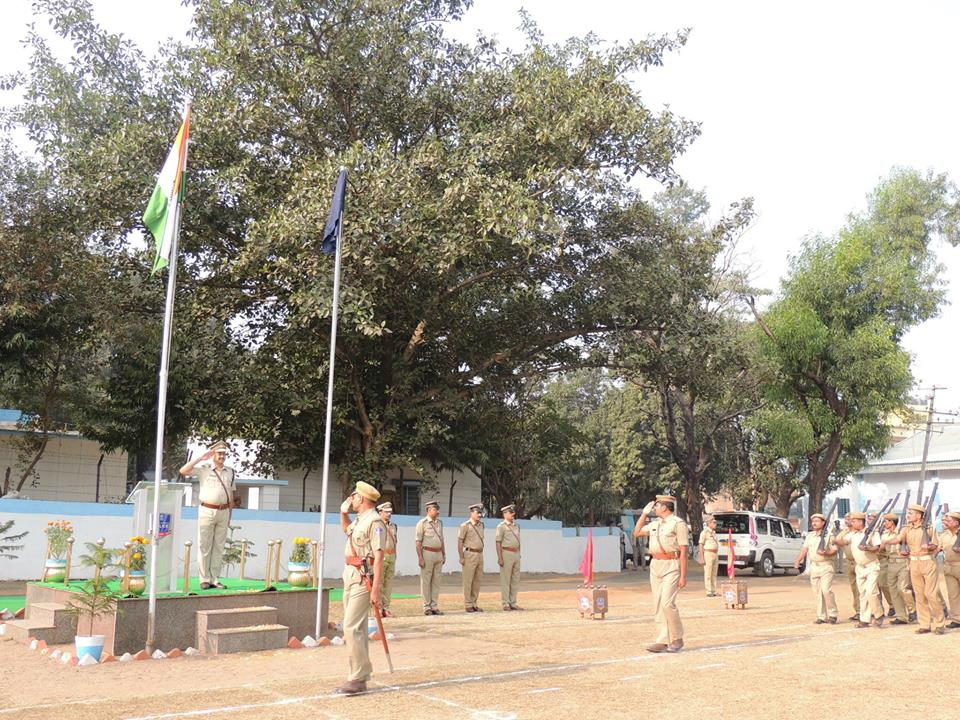 Home Guard Raising Day Parade