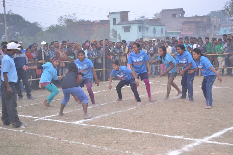 On 20.12.15 a One Day Knock-out Kabadi Tournament held at Domohani Kelejora Football Ground, organized by Barabani PS