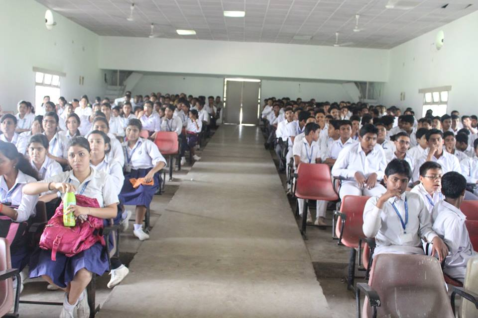 An Interaction Cum Felicitation Programme organised by Chitaranjan ps Chitaranjan English Medium High School.
