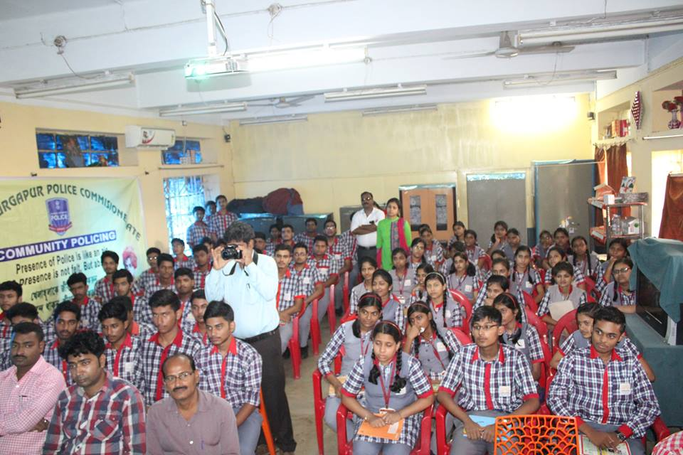 An Interaction Cum Felicitation Programme organised by Chittaranjan PS at Central School on 27.07.2016.