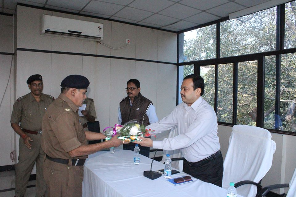 Today a superannuation programme held at office of the commissioner of police, Asansol Durgapur. In presence of Deputy Commissioner of Polce (HQ),ACP (DD)ADPC,RI,ADPC RO, ADPC. Today 8 Police personnel completed their service tenure at police department we the Police family of ADPC wish them a happy & prosperous life in future. God bless them.