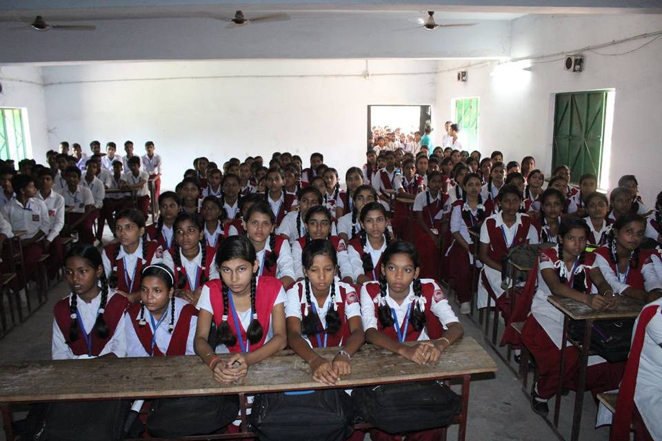 An Interaction Cum Felicitation Programme organised by Asansol North PS Auronoday High School on 16.09.16.