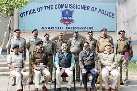 Today a superannuation programme held at office of the commissioner of police, DC(HQ) // ACP (DD), ACP, (AP),ACP(HQ), RI, RO, ADPC. Today 7 Police personnel completed their service tenure at police department we the Police family of ADPC wish them a happy & prosperous life in future. God bless them.