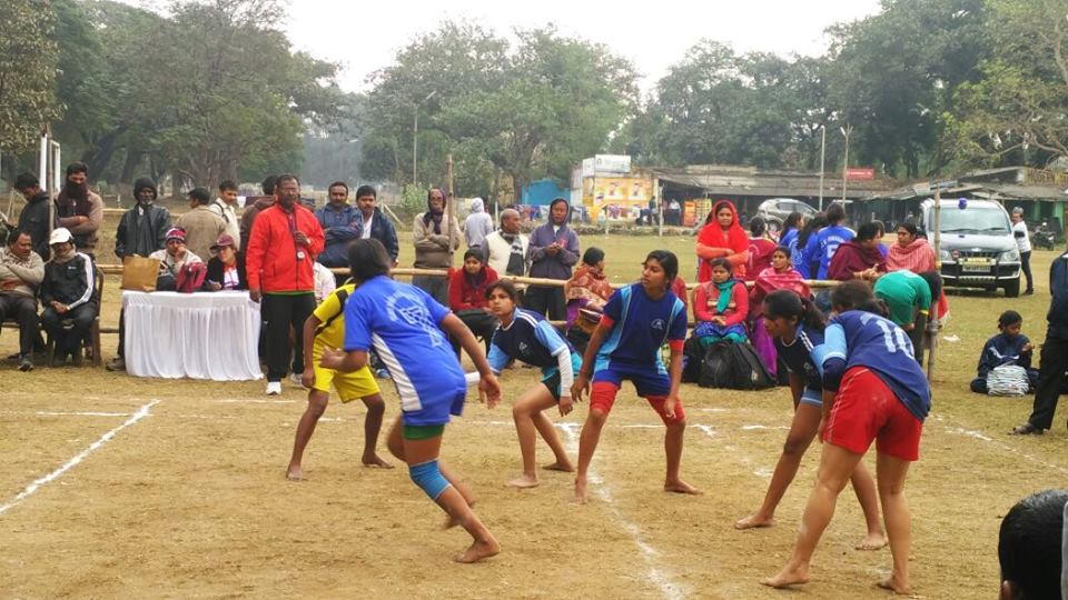 On 10.01.17, Women Kabaddi Tournament, 2017 was organized by Durgapur Women PS at Kanishka Kabaddi Ground