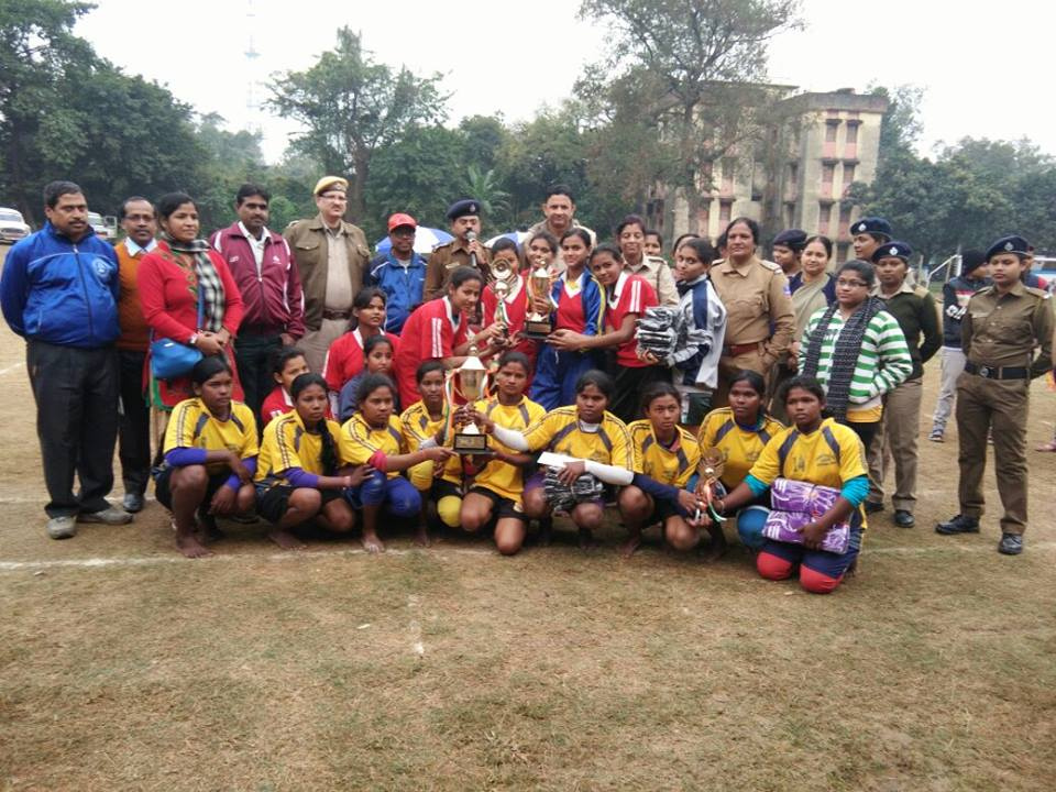 On 10.01.17, Women Kabaddi Tournament, 2017 was organized by Asansol WomenPS