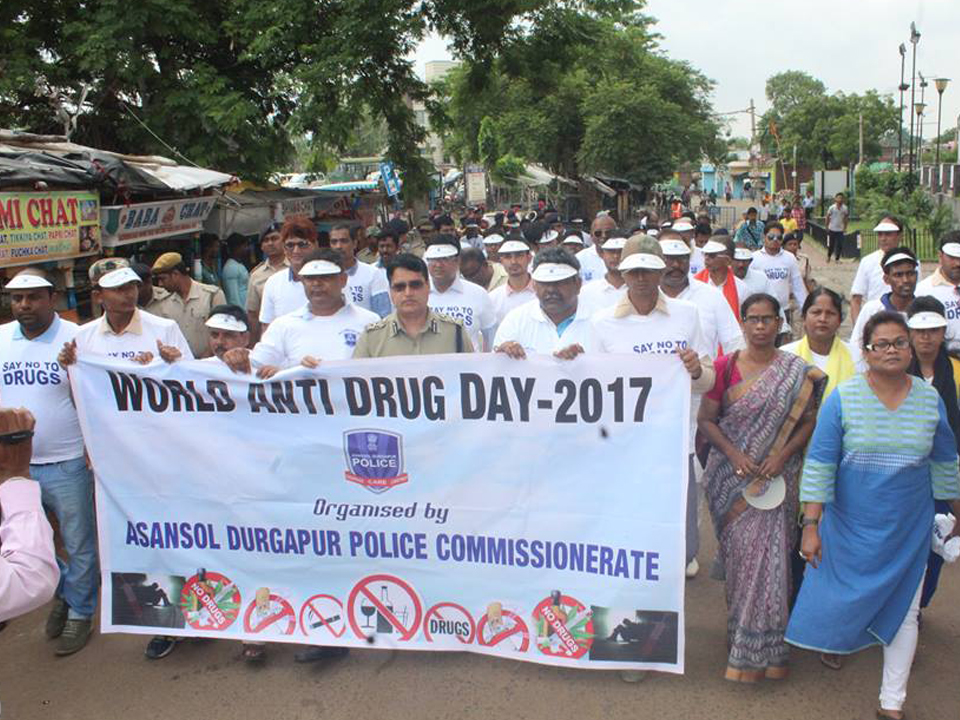 "WORLD ANTI DRUG DAY - 2017"" ORGANISED & CELEBRATED AT ADPC ON 26TH TO 27TH JUNE 2017"
