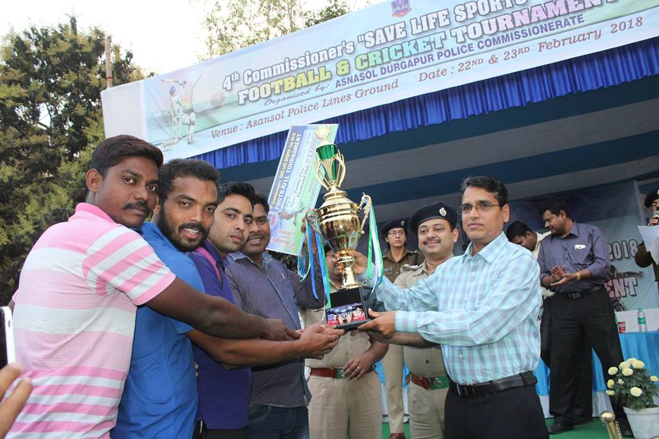 4TH COMMISSIONER'S SAVE LIFE SPORTS CUP 2018