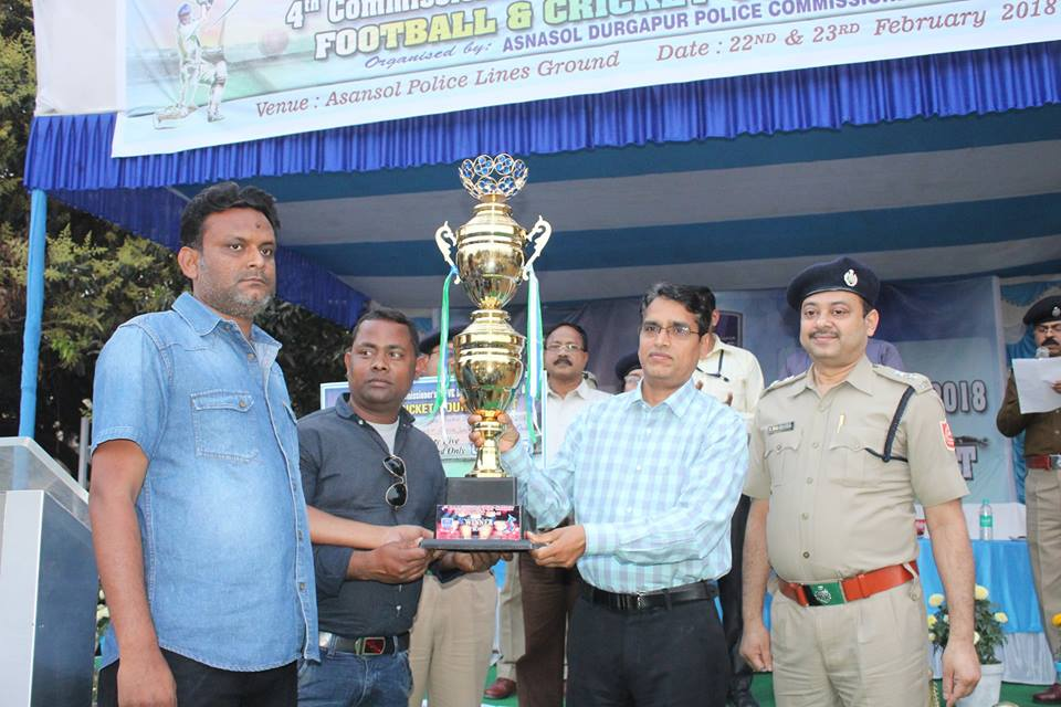 4TH COMMISSIONER'S SAVE LIFE SPORTS CUP 2018.