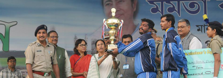 ASANSOL-DURGAPUR POLICE COMMISSIONERATE WEST BENGAL GOVERMENT Commissioner's Cup Tournament 2014, Prize Distributions_279