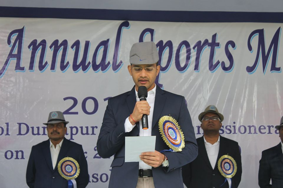 9th Annual Sports Asansol-Durgapur Police Commissionerate.