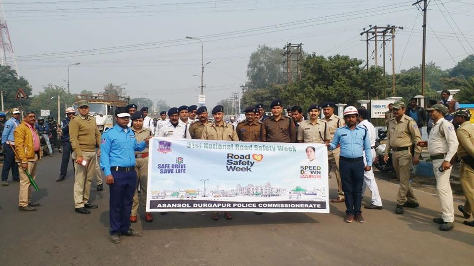 Closing ceremony of 31st National Road Safety Week - 2020