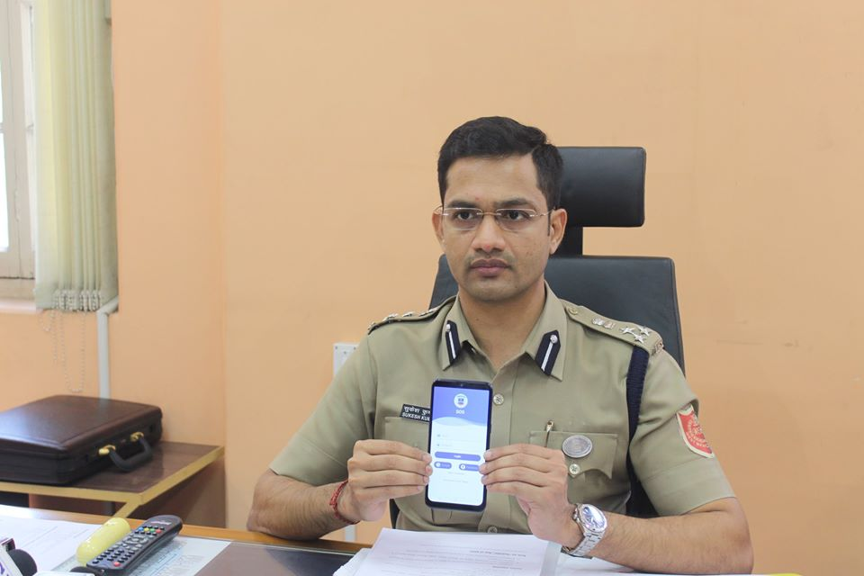 Woman Safety App for Android, named as ABHAYA launched by ADPC