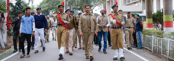 ASANSOL-DURGAPUR POLICE COMMISSIONERATE WEST BENGAL GOVERMENT Visited B.C Roy College Durgapur