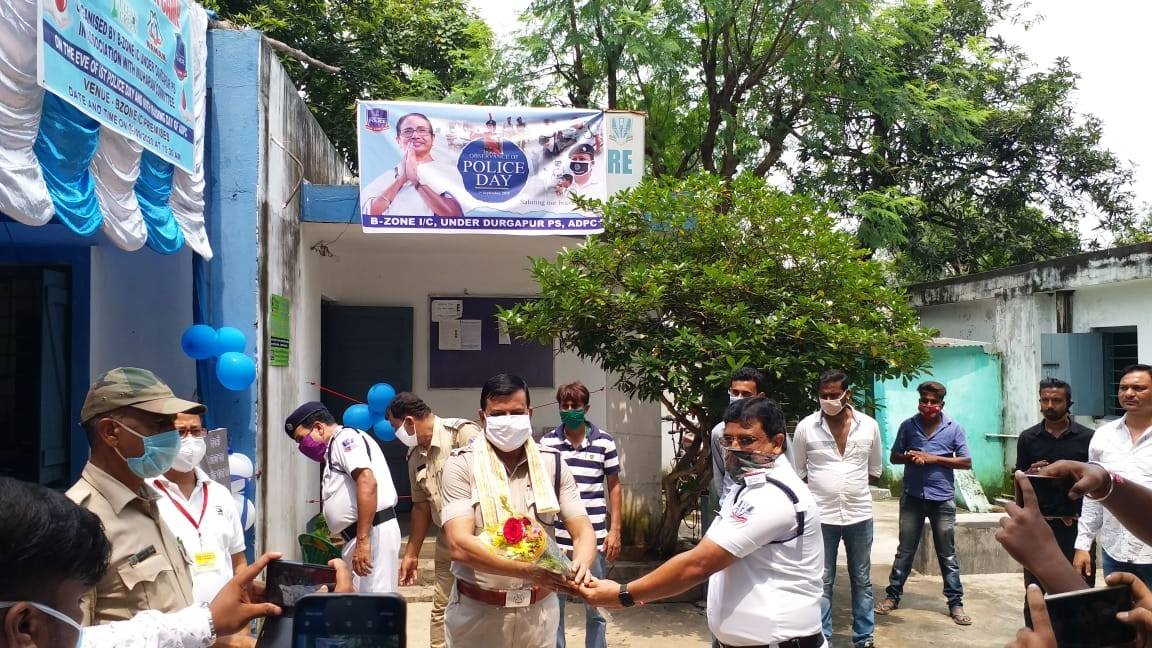 Blood Donation Camp organised by B-Zone IC